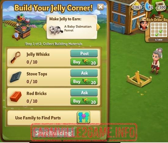 Jelly Corner