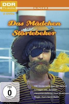 Девочка по прозвищу Штёртебеккер / Das Mädchen Störtebeker. 1980.