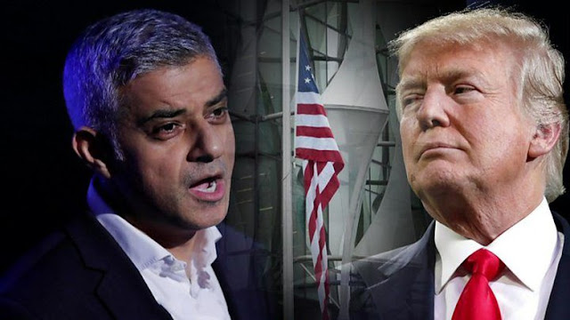 Donald Trump: Sadiq Khan Adalah Aib yang Menghancurkan London!