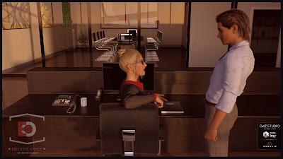 i13 Executive Office Environment