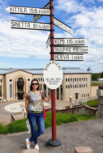 Mitä tekemistä Rovaniemellä on