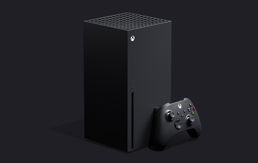 Xbox Series X: compatibility with 4K, HDR and 120 fps