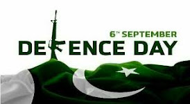 Sunday, 6 September Defence Day 2020 in Pakistan