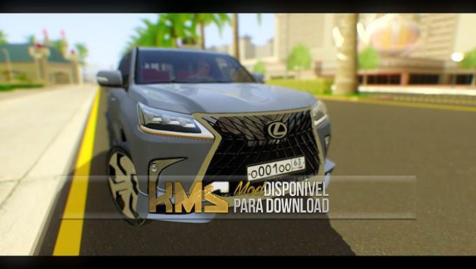 GTA SA - Lexus LX570
