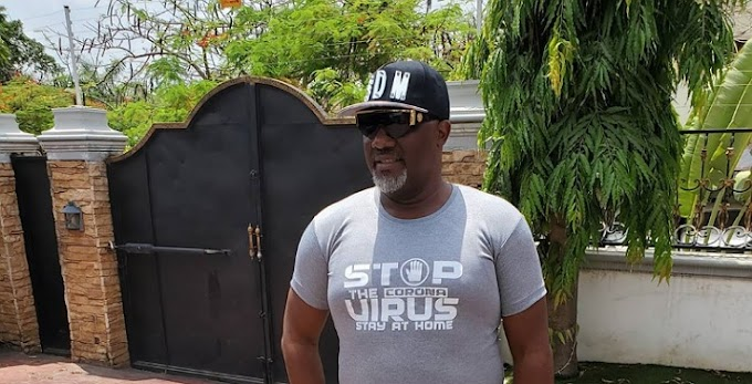 Coronavirus deaths is caused by 5G network – Dino Melaye (video)