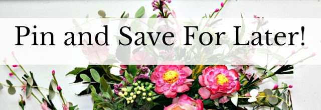 floral, spring, cottage, feminine, pink, grapevine, wreath, athomewithjemma