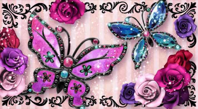 Butterfly live wallpaper trial
