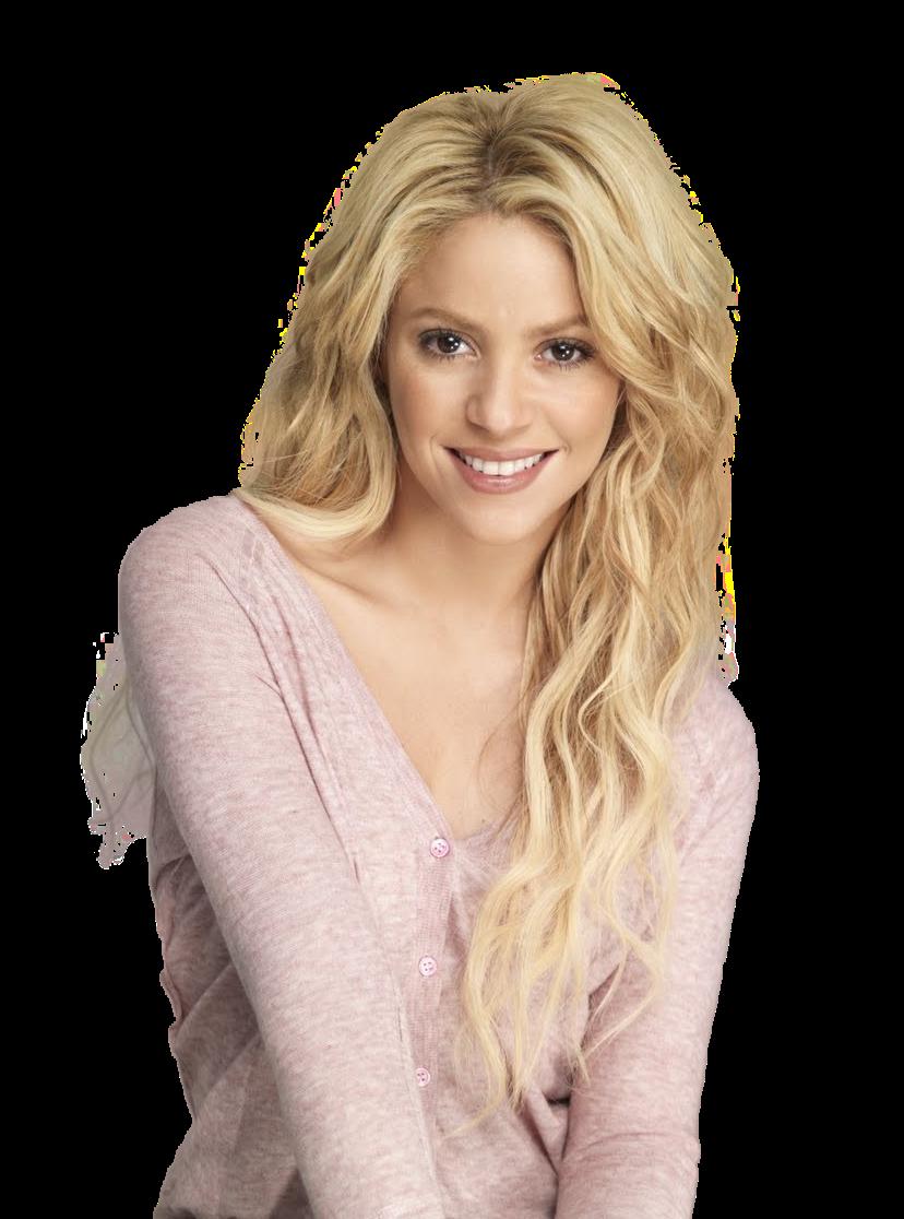 15 Fotograf 237 As Png De Shakira Im 225 Genes Sin Fondo