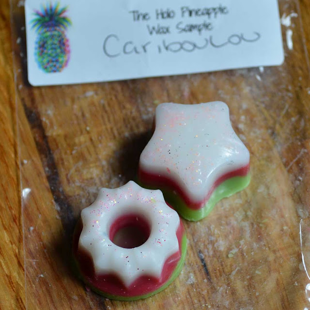 tropical fruit wax melt