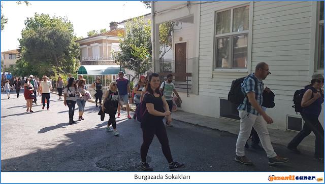 Burgazada-Sokaklari