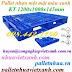 Pallet nhựa 1200x1000x145mm PL08LK