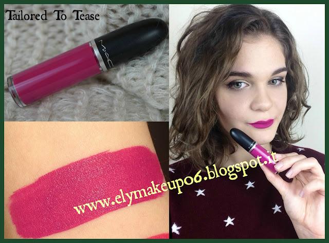 elymakeup retro matte liquid lipcolour mac review e