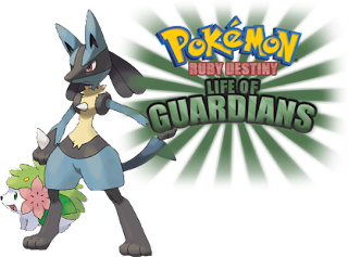 Pokémon Ruby Destiny - Life of Guardians