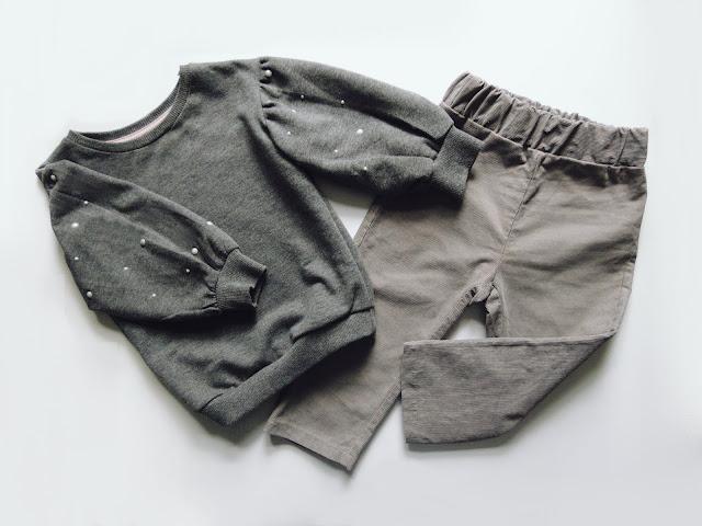 dziecięca odzież z recyklingu