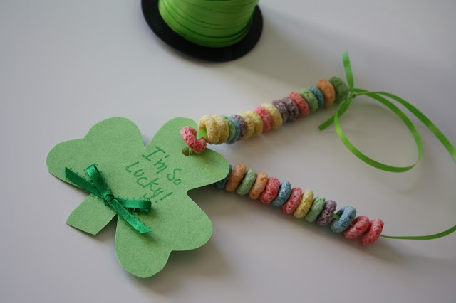 St Patrick's day for kids