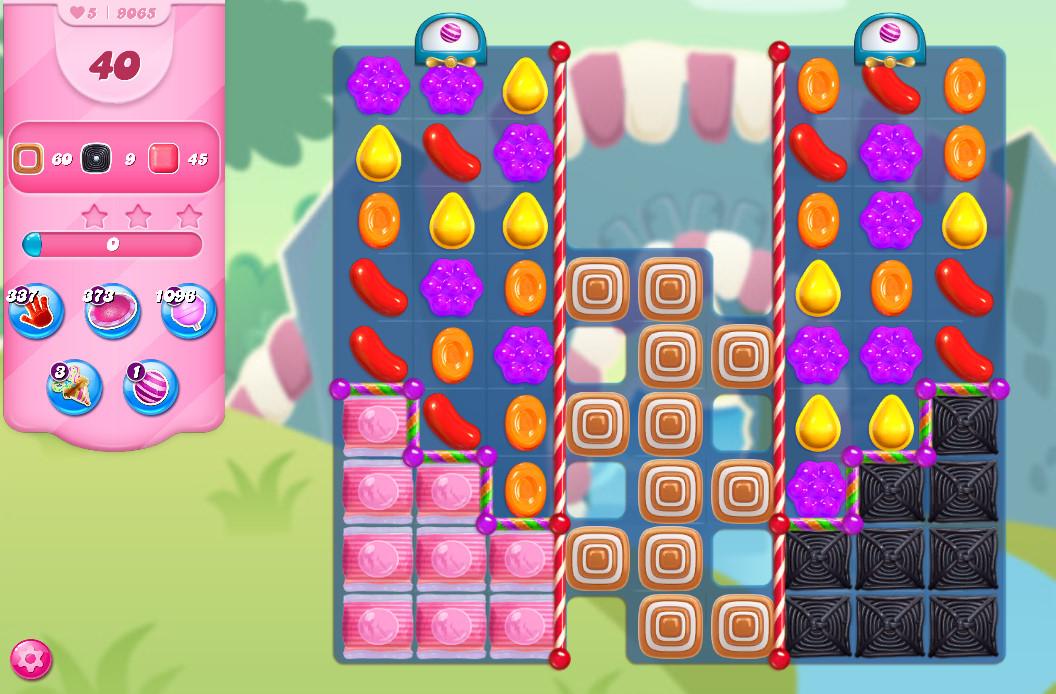 Candy Crush Saga level 9065