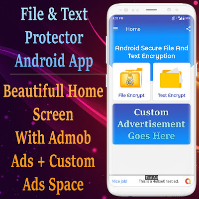 Files Protector - Encrypt and Decrypt - Android Complete App - 2