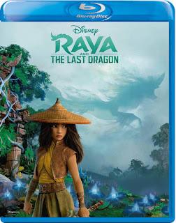 Raya and the Last Dragon [2021] [BD50] [Latino]