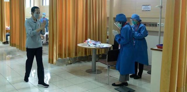 """Presiden Jokowi: Selain Uji Klinis Tahap III, Pemerintah Juga Kembangkan Vaksin """"Merah Putih"""""""