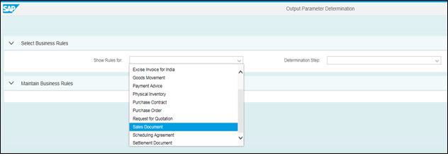 SAP ABAP Central: Creating Custom Output Type for Sales Scheduling