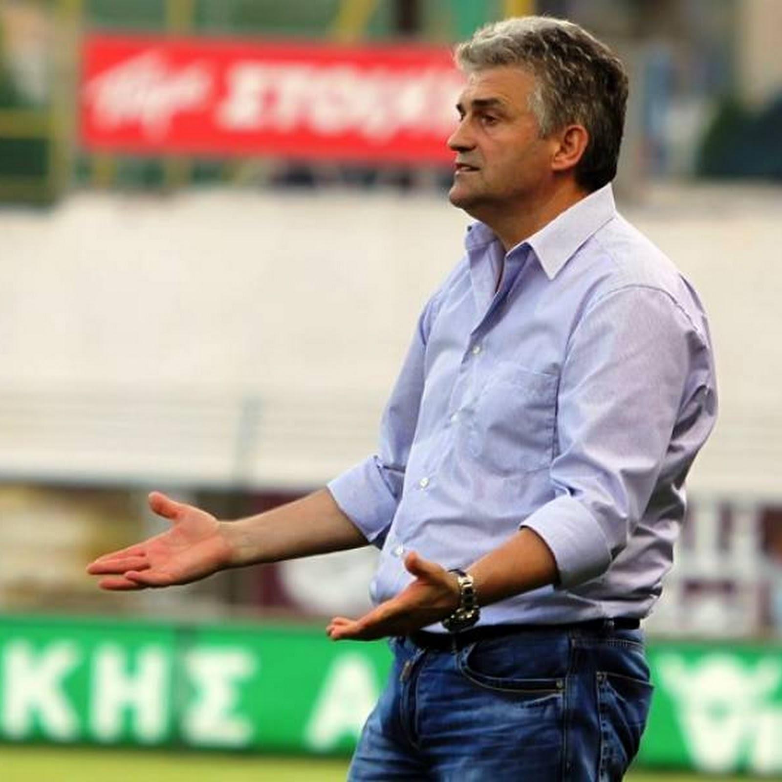 Ο Σάκης Τσιώλης είναι ο νέος προπονητής της ΑΕΛ