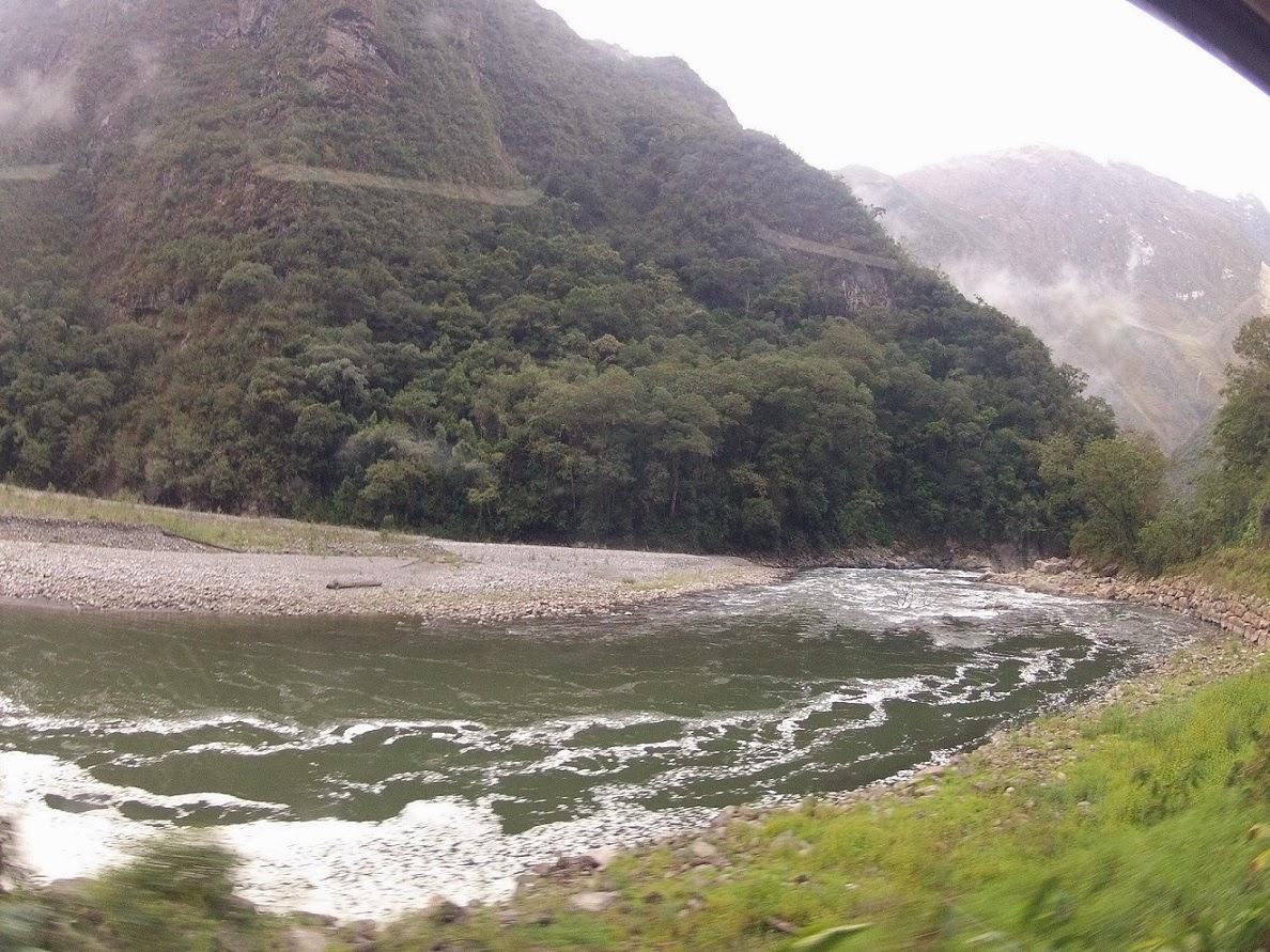 Bela paisagem.