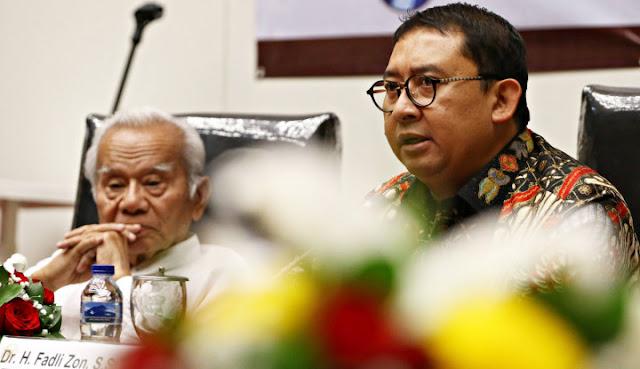 Fadli Zon Tanya: Stok 50 Juta Masker Tak Kelihatan, Disimpan di Mana Pak Jokowi?