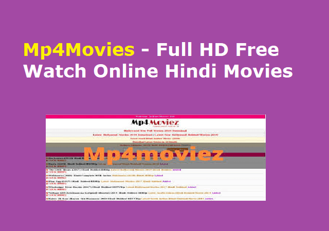 Mp4Movies - Full HD Free Watch Online Hindi Movies