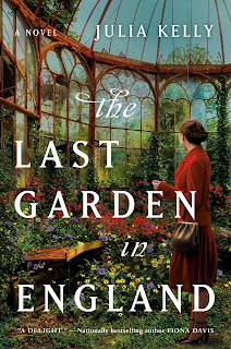The Last Garden in England by Julia Kelly book cover