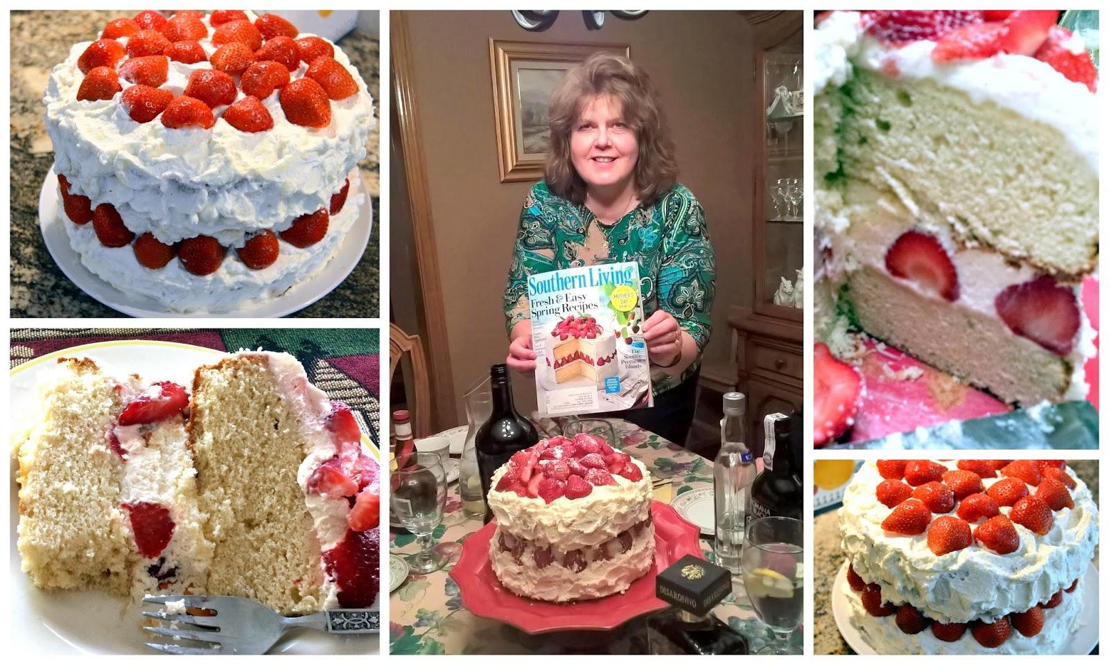 Mille Fiori Favoriti: Strawberry Dream Cake
