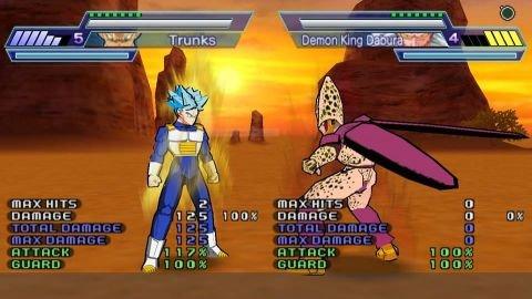 Dragon Ball Shin Battle Of Gods - Download Game PSP PPSSPP