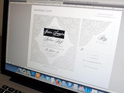 Cara membuat undangan pernikahan sendiri