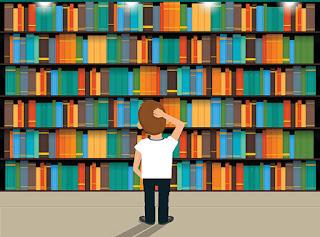 كيف اختار كتاب للقراءة