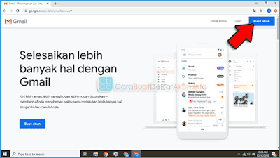cara membuat akun google di chrome pc