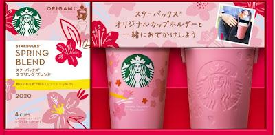 Starbucks Jepang rilis paket edisi musim semi Sakura
