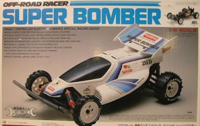 Kyosho Super Bomber