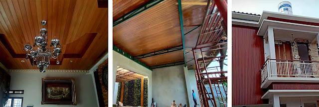 plafon lumberceiling kayu