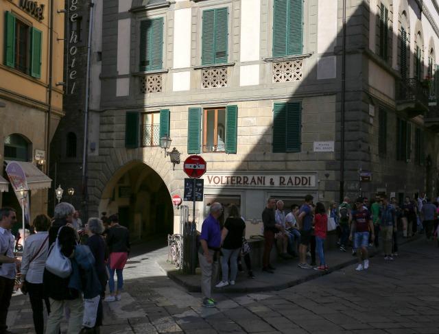Frühstück bei Emma unterwegs mit Kindern in Florenz entdecken