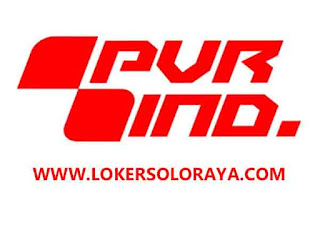 Loker Marketing Komunikasi dan Multimedia di PVR IND Solo