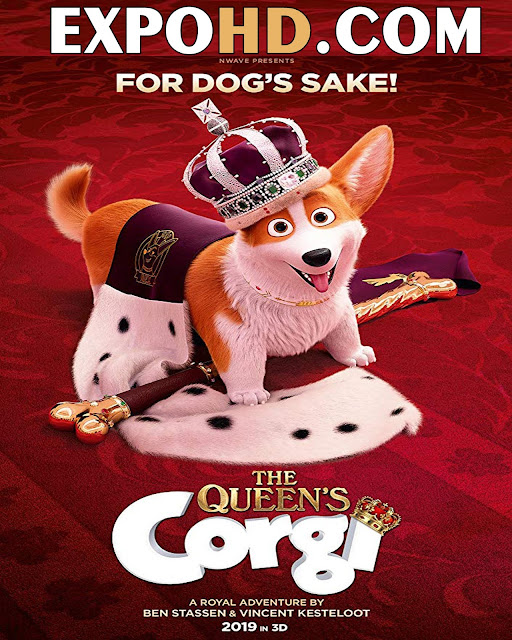The Queen's Corgi 2019 IMDb 480p | Blu ray 720p | G.Drive [Download]