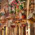 Taormina Balcony Sicily Italy