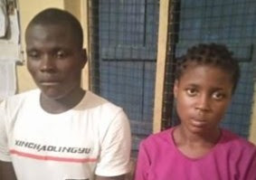 17-Year-Old Girl Nabbed For Faking Her Kidnap With Her Boyfriend In Ogun