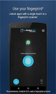 Download MyDeviceLock Biometric Applock Apk