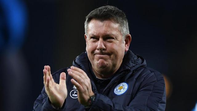 Leicester Resmi Tunjuk Craig Shakespeare Sebagai Manajer