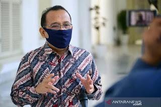 Mensesneg Akhirnya Akui Presiden Jokowi Teken UU Cipta Kerja yang Masih Keliru