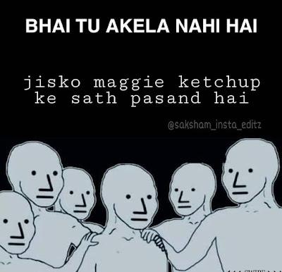 Bhai Tu Akela Nahi Hai Meme Templates