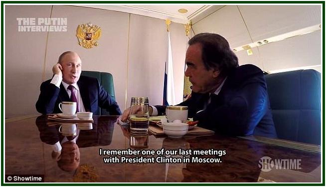 Фильм путин оливер стоун отзывы американцев