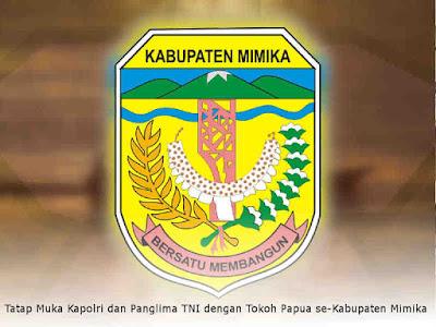 Tito Karnavian dan dengan Tokoh Papua se-Kabupaten Mimika