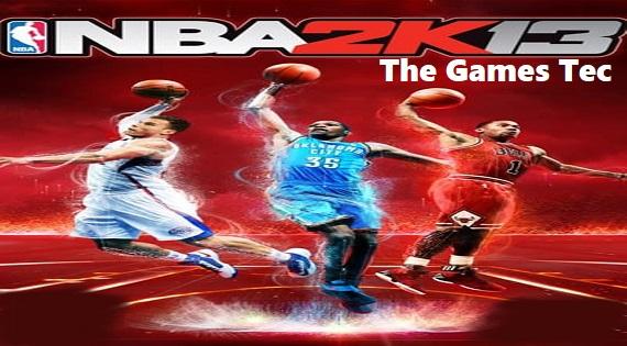 NBA 2K13 PC Game Download