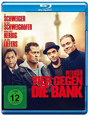 Four Against the Bank 2016 Daul Audio 720p BRRip HEVC